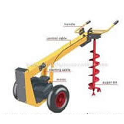 Motorized Auger $87.00 Day