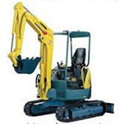 Track hoe $249.99 Day